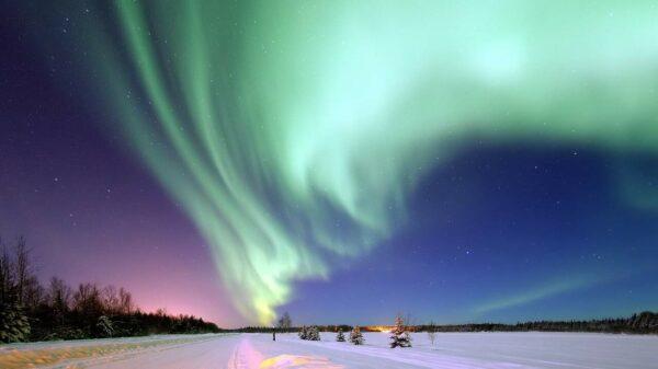 come fotografare aurora boreale