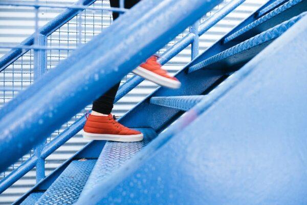 come fotografare le scale