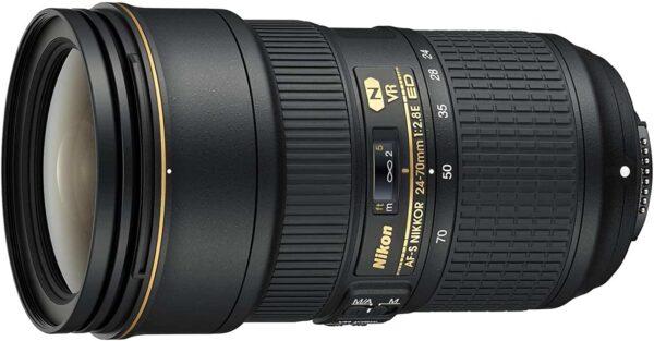 migliori obiettivi nikon fx NIKKOR 24-70mm f2.8E ED VR