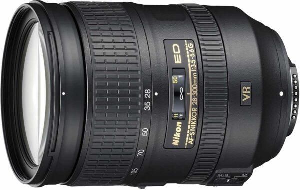 NIKKOR 28-300mm f3,5-5,6 G ED VR