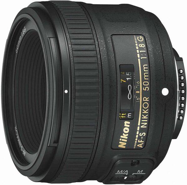 migliori obiettivi nikon fx NIKKOR 50mm f1.4G