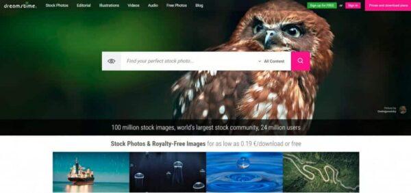 15 migliori siti di fotografia stock del mondo