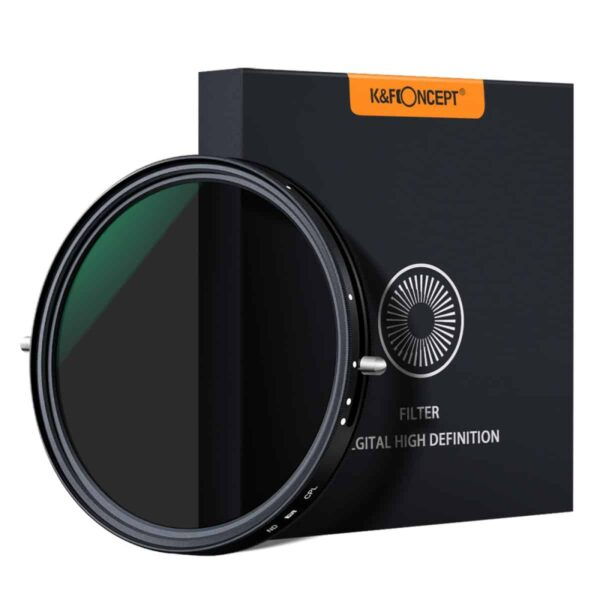 K&F Concept filtro CPL&ND