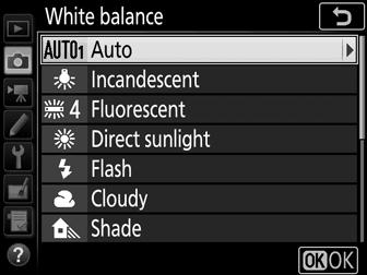 Che cos'è il bilanciamento del bianco