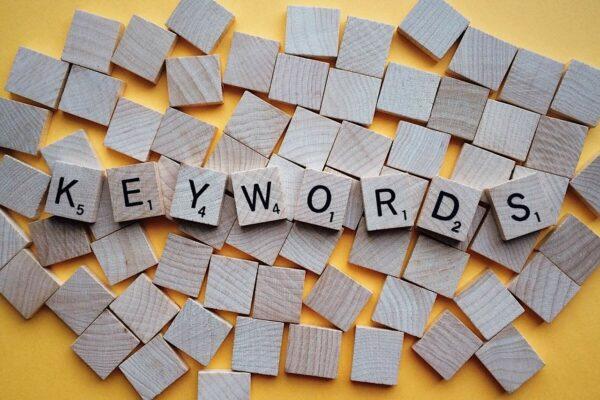trovare le parole chiave