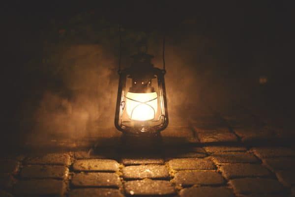 lamp, oil lamp, nostalgia
