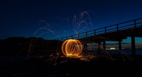 Pittura di luce vs pittura di luce cinetica