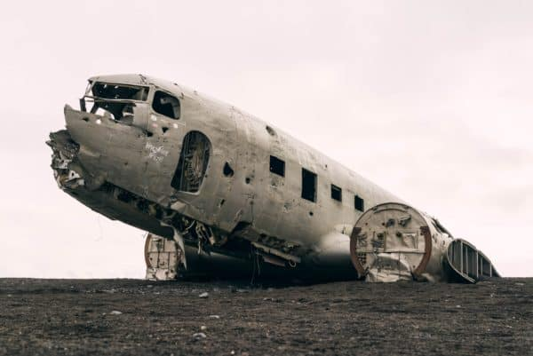 plane, decayed, airplane