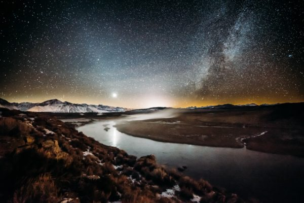 River Mammoth Lakes Stars