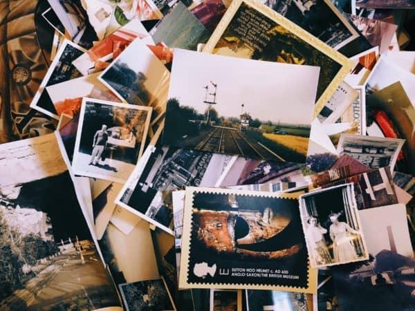 vendere fotografie di persona