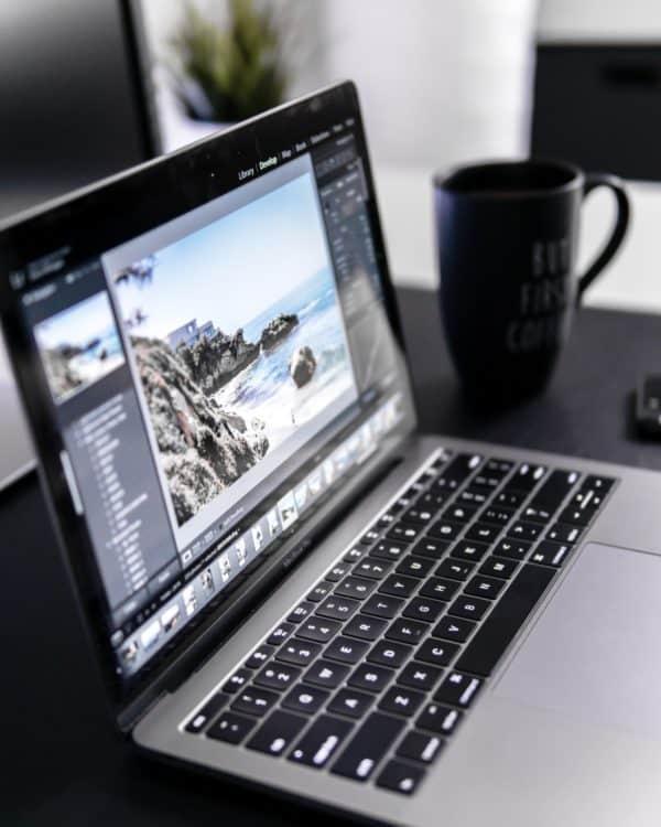 tecnologia e fotografia: editing delle immagini