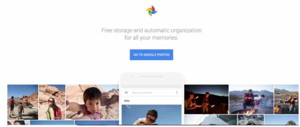 integrazione tra Facebook e Google Foto