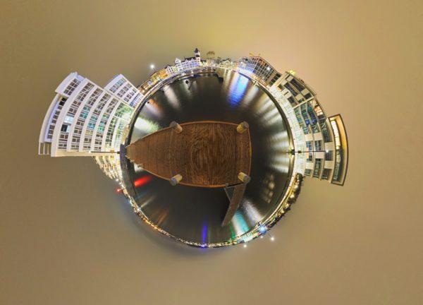 Foto e video a 360°
