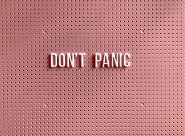 panico da blogging - 5 motivi per cui i fotografi rimangono bloccati dai blog