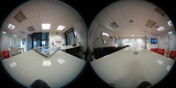 Foto e video a 360
