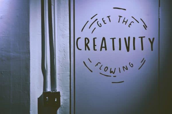 essere più creativi
