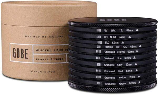 accessori per fotocamera set filtri