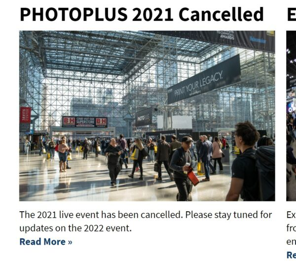 photoplus 2021 cancellato